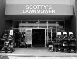 Scotty's Lawnmower – The Friendliest Shop in Town